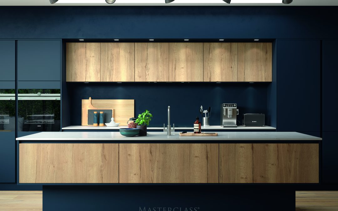 Using Colour In Kitchens