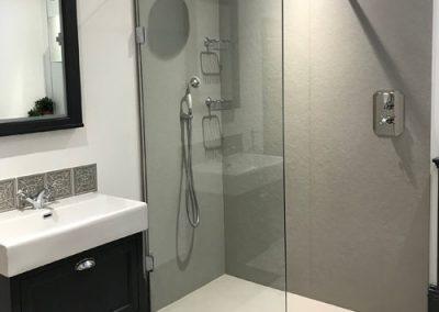 Traditional bathroom design derby