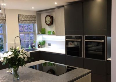 Kitchen and bathroom showroom in Derby