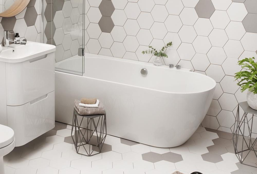 Tips and Tricks for Small Bathrooms