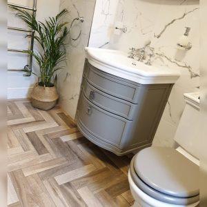 Bathroom in Derby