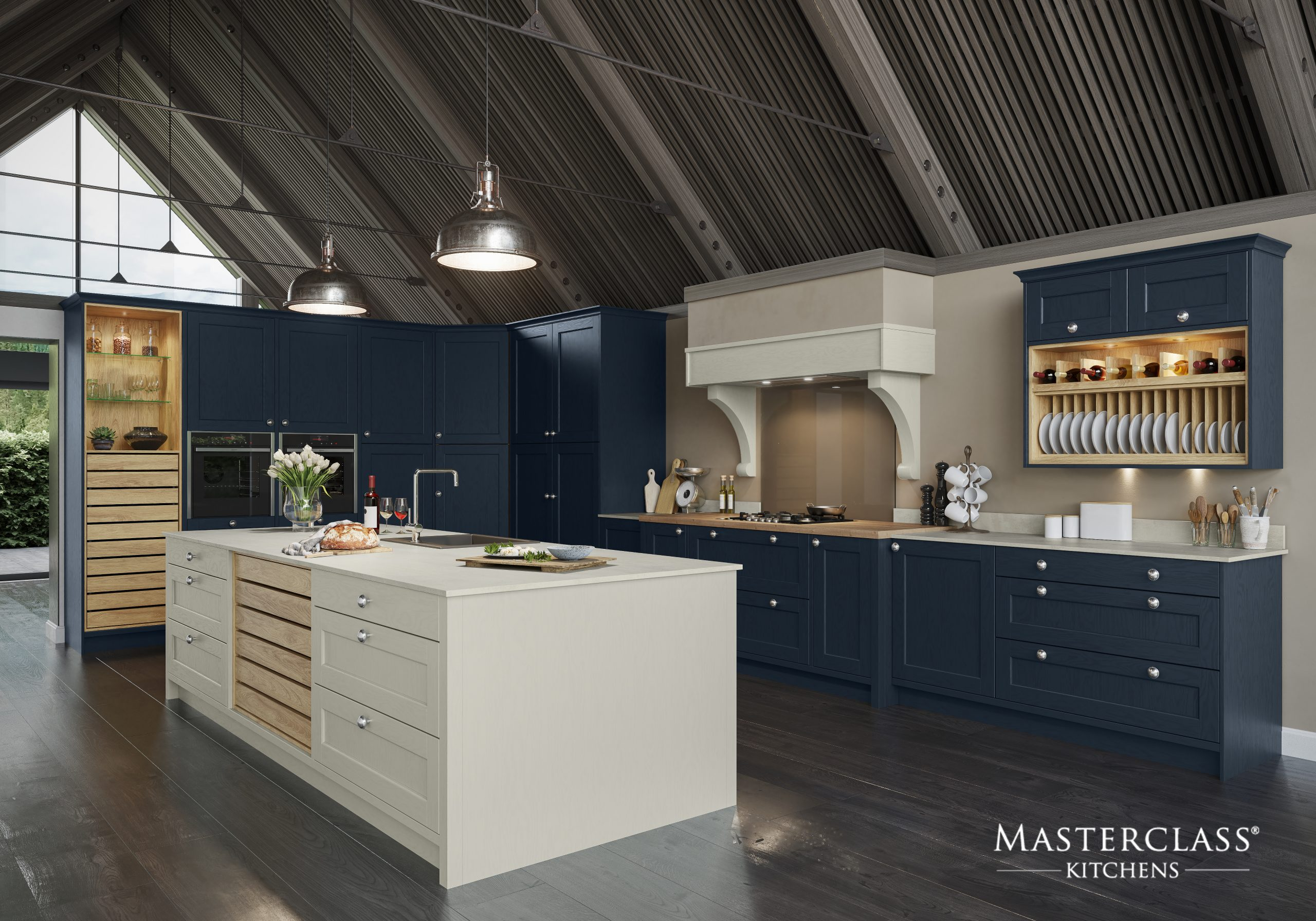 Classic Kitchen in Derby