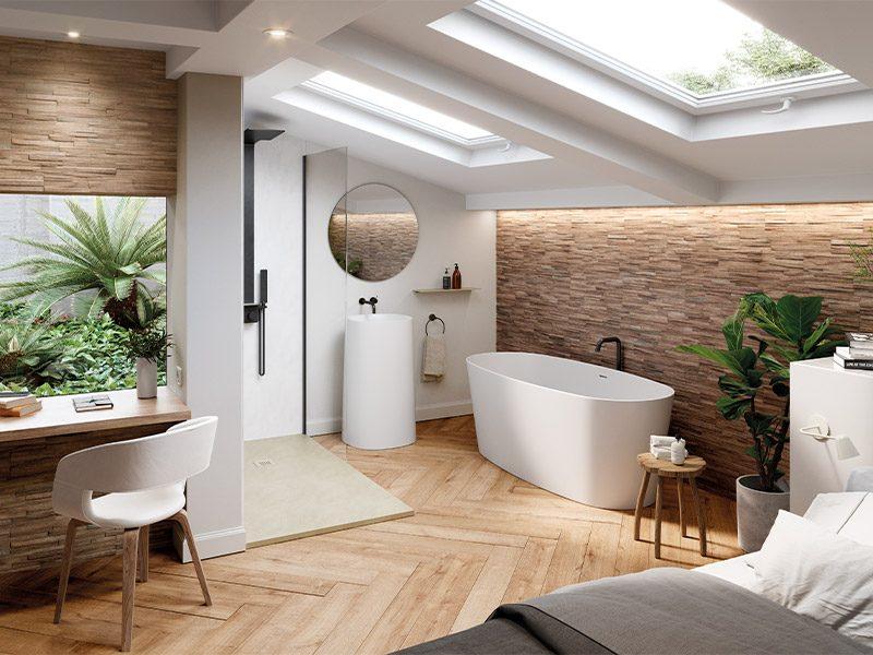 Acquabella bathroom