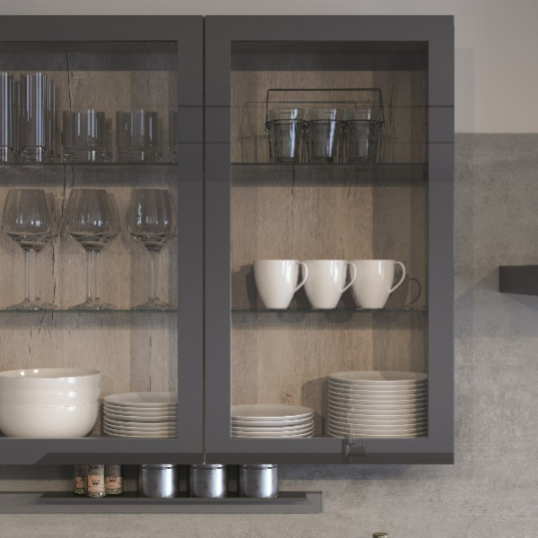 Wall cabinets modern