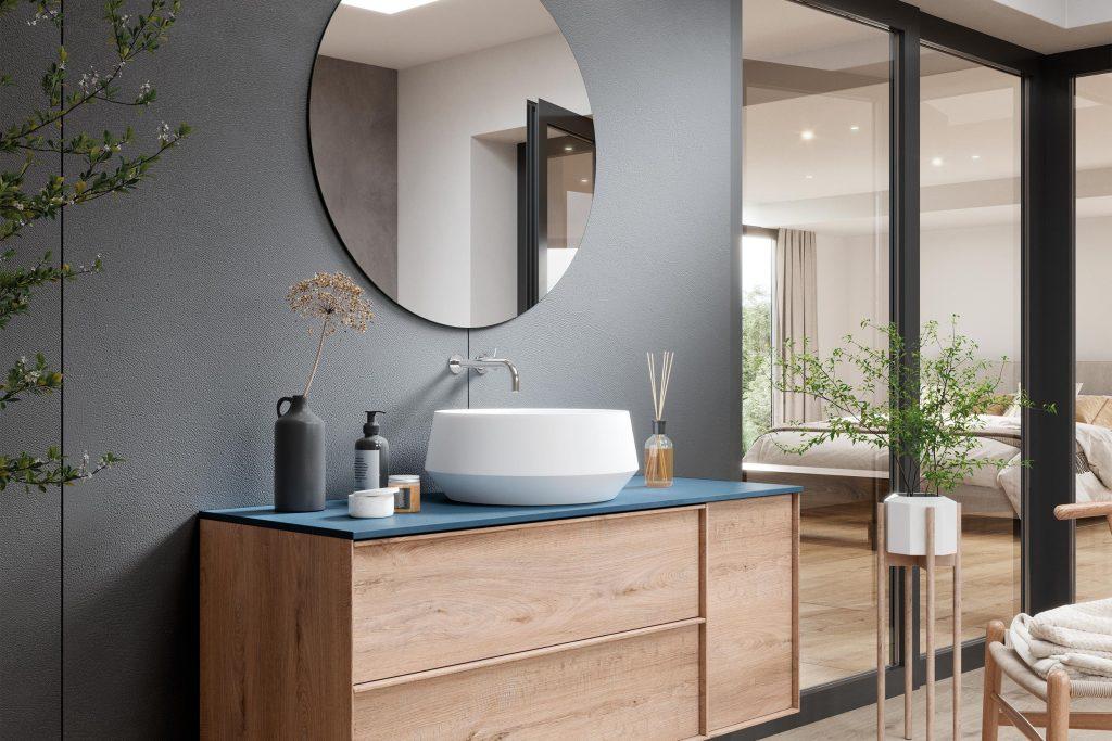Bathroom colour trends
